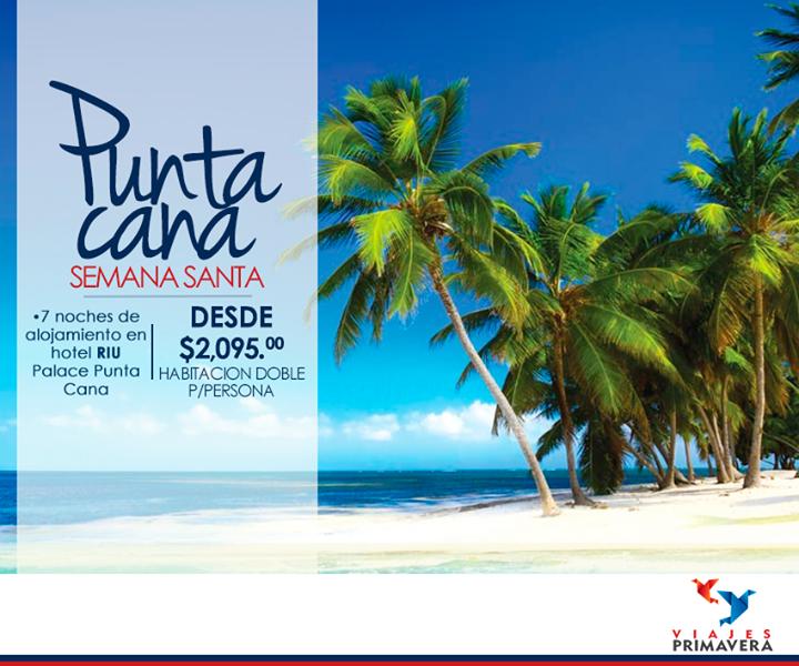 Viajes Primavera Punta Cana